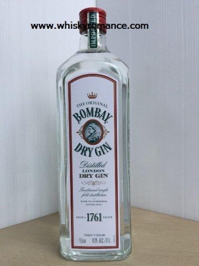 Bombay Original Dry Gin 1L