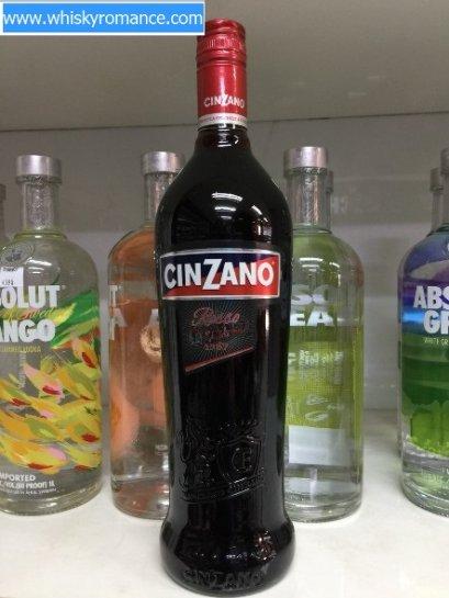 Cinzano Rosso Vermouth 1L