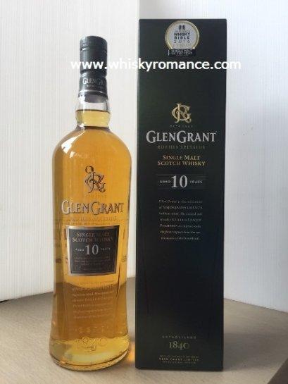 Glen Grant 10 Year Old 1L