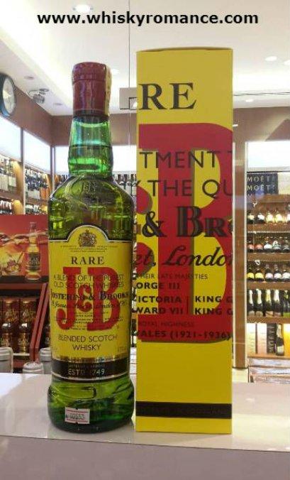 J&B Rare 75cl