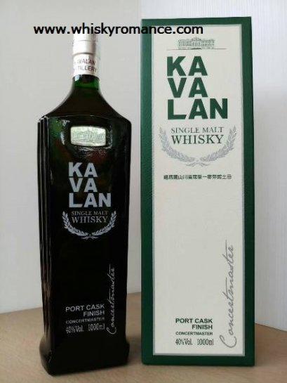 Kavalan Condert Master - Port Finished (1L)