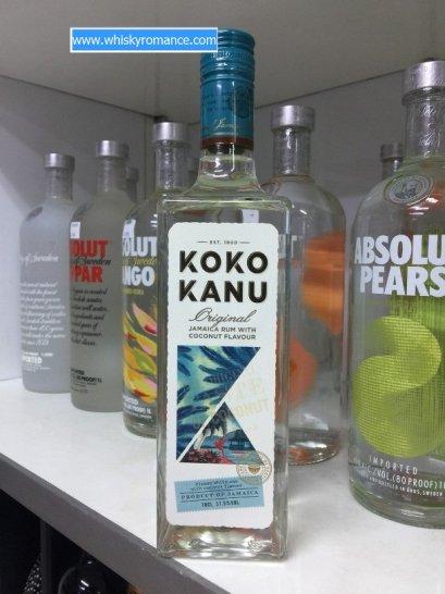 Koko Kanu Original Coconut Rum 70cl