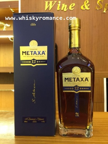 Metaxa 12 Stars Brandy 70cl