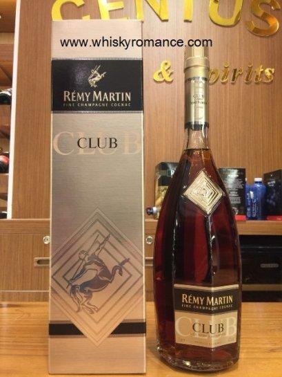 บรั่นดี ฝรั่งเศส-Remy Martin Club 1L