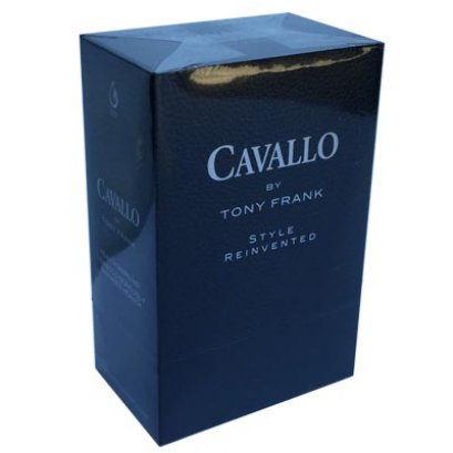 บุหรี่ Cavallo by Tony Frank