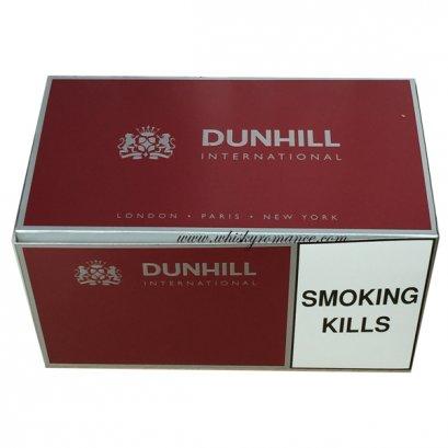 บุหรี่ Dunhill International คอตตอน