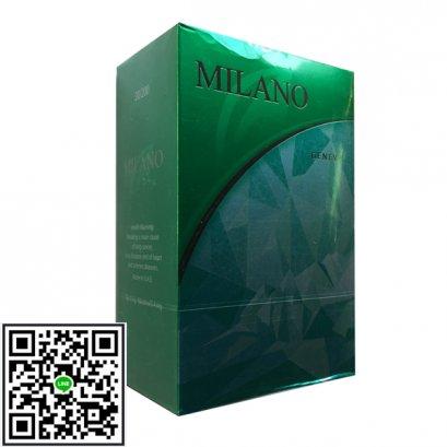 บุหรี่-Milano Geneva  1 คอตตอน (slim) บุหรี่เย็น