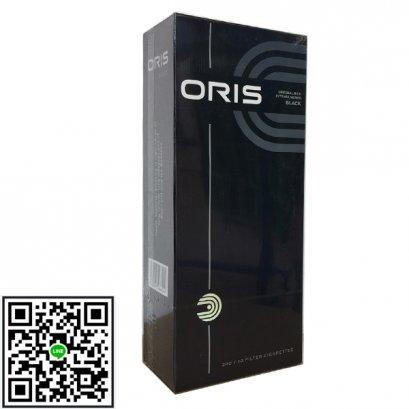 บุหรี่-Oris Black 1 คอตตอน (slim)