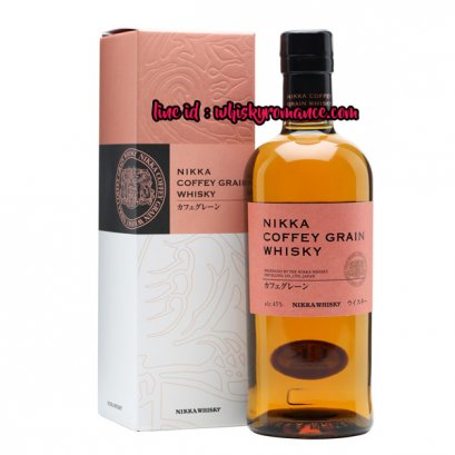 วิสกี้ญี่ปุ่น-Nikka Coffey Grain Whisky 70cl
