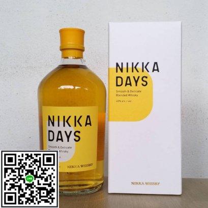 วิสกี้ญี่ปุ่น-Nikka Days 70cl