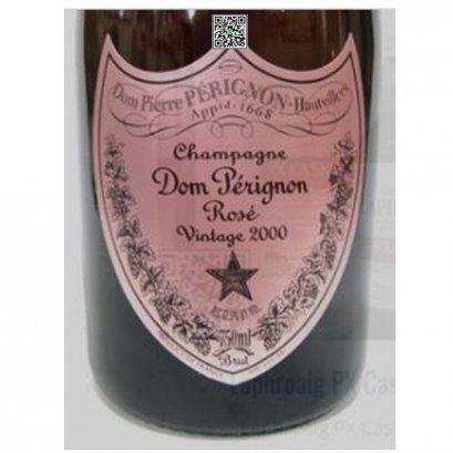 แชมเปญ ฝรั่งเศส-Dom Perignon Rose Vintage 2000