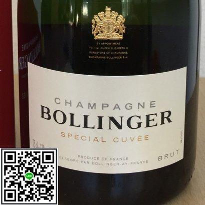 แชมเปญ-Bollinger Special Cuvee Champagne Brut