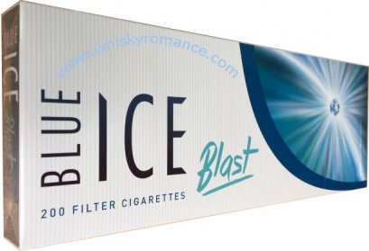 Blue Ice Blast Slim