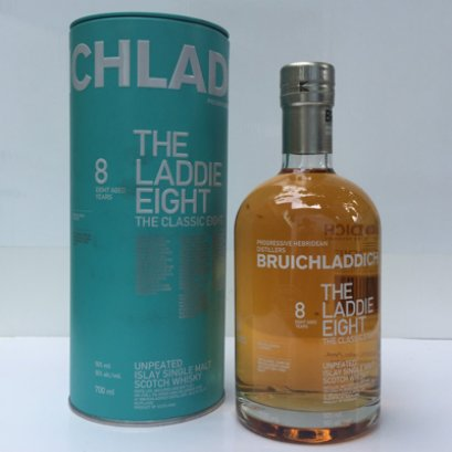 Bruichladdich The Laddie Eight Aged 8 Years 70cl