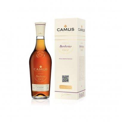 บรั่นดี ฝรั่งเศส-Camus VSOP Borderies 1L 12 ขวด ลัง