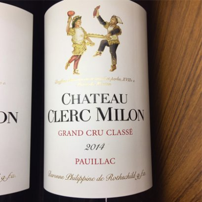 Chateau Clerc Milon  2014