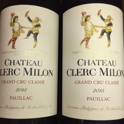 Chateau Clerc Milon  2015