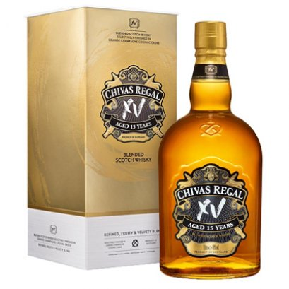 Chivas Regal XV 15 Years Old (1L/40%)