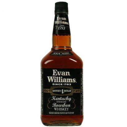 Evan Williams Kentucky Straight Bourbon 1L