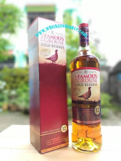 Famous Grouse 12 Years Old 1L