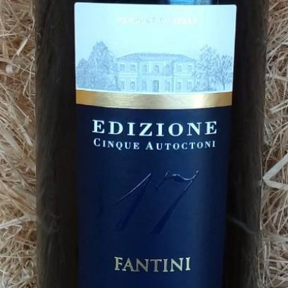 Farnese Edizione 17 Cinque Autoctoni 2015