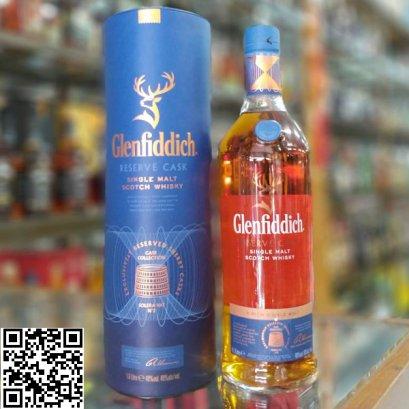 ซิงเกิลมอลต์ วิสกี้-Glenfiddich Reserve Cask 1L 12-ขวด ลัง