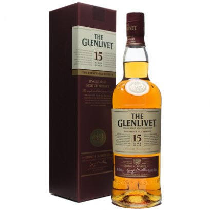 Glenlivet 15 Year Old 1L