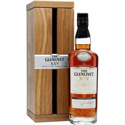 Glenlivet 25 Year Old XXV 70cl