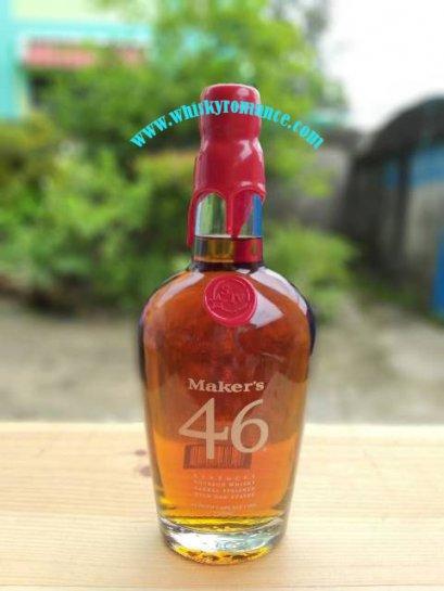 Maker's 46 Bourbon 75cl