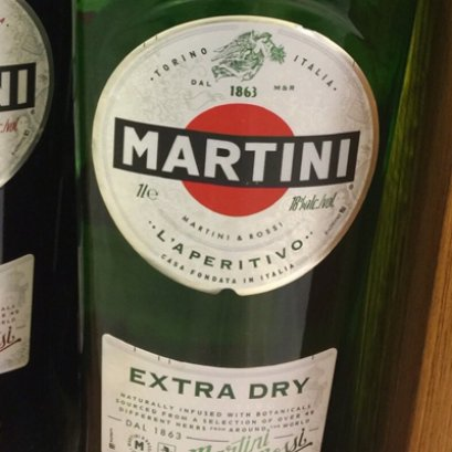 Martini  L'a Peritivo Extra Dry 1L
