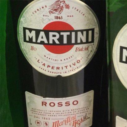 Martini L'a Peritivo Rosso 1L