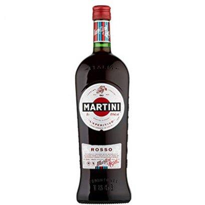 Martini L'a Peritivo Rosso 1L (12 ขวด) 1-ลัง
