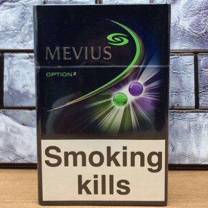Mevius Option 2 เม็ดบีบ