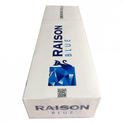 บุหรี่ ประเทศเกาหลี-Raison Blue 1-คอตตอน Tar 3mg ,Nicotine 0.3mg
