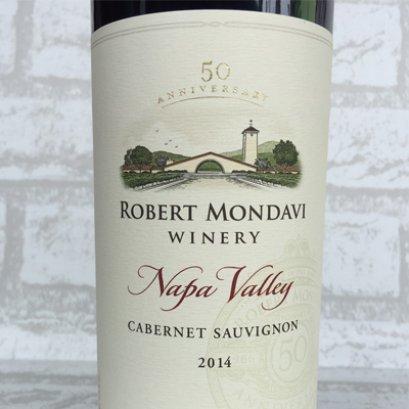 Robert Mondavi Cabernet Sauvignon 2014 (Napa Valley )