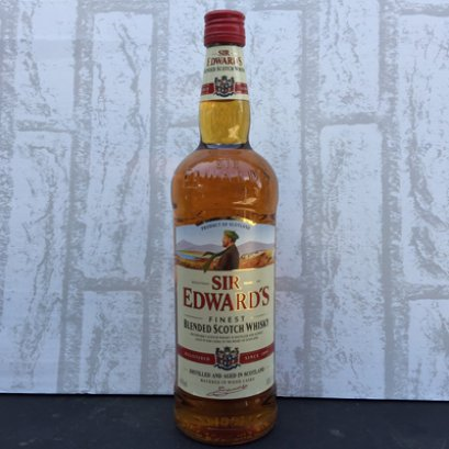Sir Edward's Finest Blended Scotch Whisky 75cl