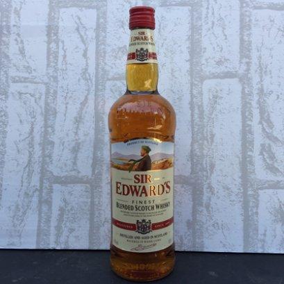 Sir Edward's Finest Blended Scotch Whisky 1L