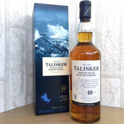 Talisker Aged 10 Years 75cl