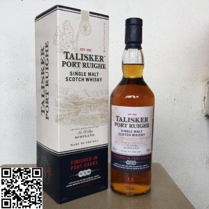 ซิงเกิลมอลต์ วิสกี้-Talisker Port Ruighe Port Finish 70cl