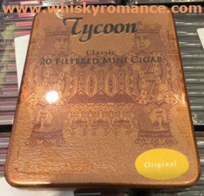 Tycoon Romantic 20 Filtered Mini Cigar (Original)