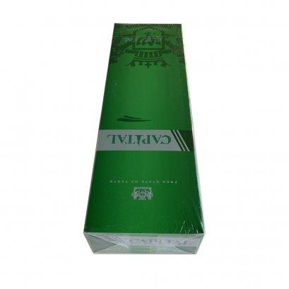 บุหรี่ จาก U.A.E- Capital Menthol Edition 1 คอตตอน