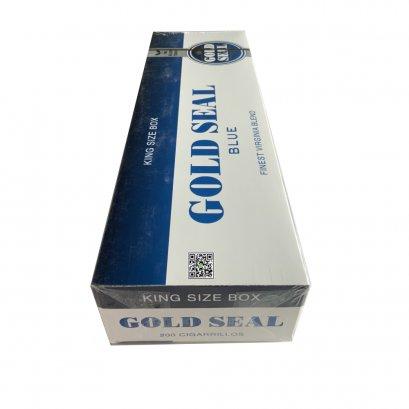 บุหรี่ เยอรมนี-Gold Seal  Blue 1 คอตตอน