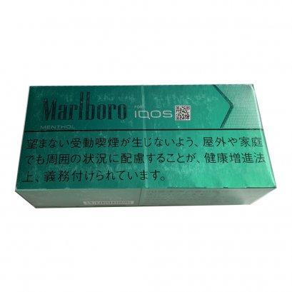 Marlboro Menthol for IQOS หอมกลิ่นเมนทอล ความเย็นระดับ 4