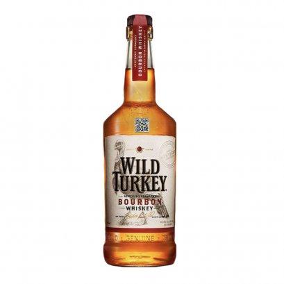 Wild Turkey Kentucky Straight Bourbon Whiskey 81 Proof