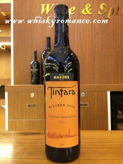 Hardy's Tintara Cabernet Sauvignon 2011