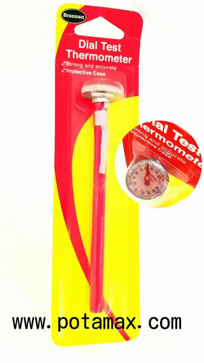 Dial Test Thermometer