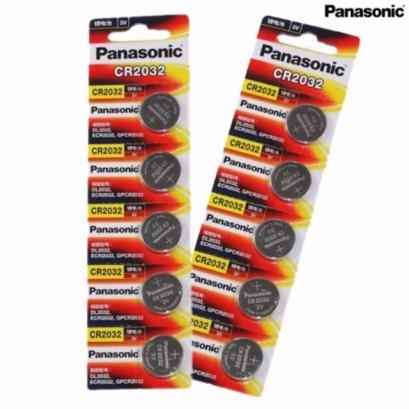 ถ่านกระดุมลิเธี่ยม Panasonic CR-2032