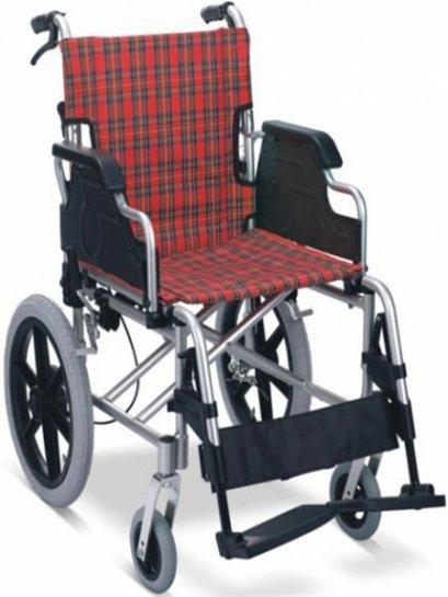 เก้าอี้รถเข็นอัลลอยด์ รุ่น FS-907