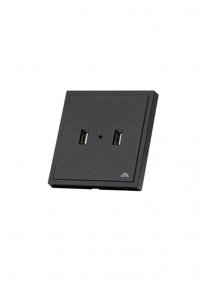 2 USB Socket