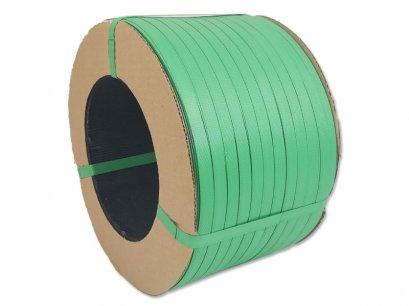 สายรัดพลาสติก PP สีเขียว